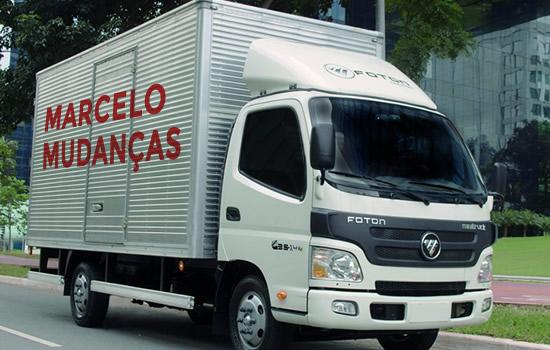 Caminhão Mudança
